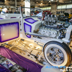 The hot rod and street machine spectacular 2017