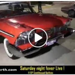 Saturday night fever 5th August 2017 Live Walkaround