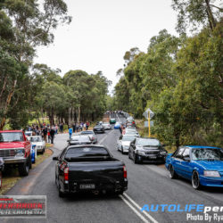 West coast commodores Peter Brock tribute cruise 2017