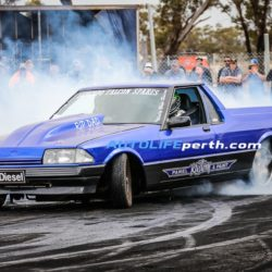 Wagin Burnouts 2017