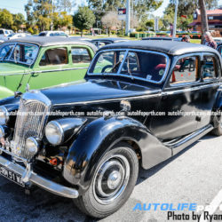 classic car show @ Thornlie Tavern