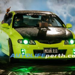 Burnout Boss – Perth motorplex – 20th October 2018