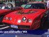 Classic cars and coffee  – UWA – Live walkaround