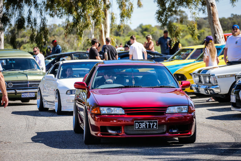 Custom cars and coffee WA October meet 2019