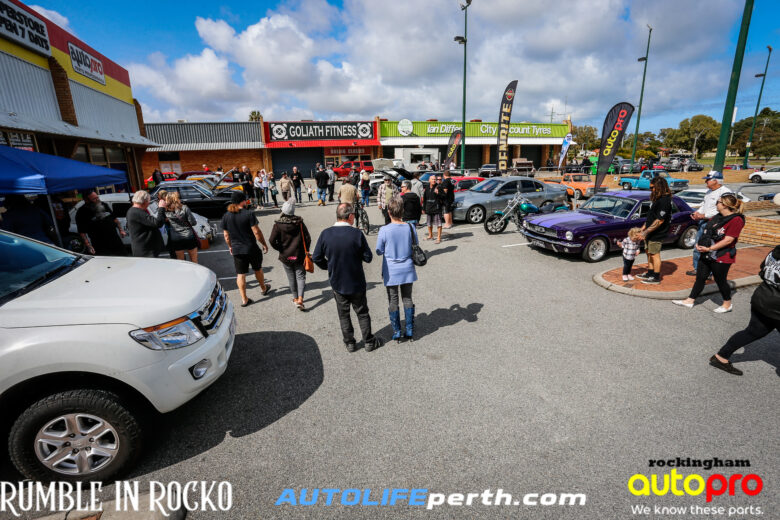 Rumble and Shine car show – 19th September 2021